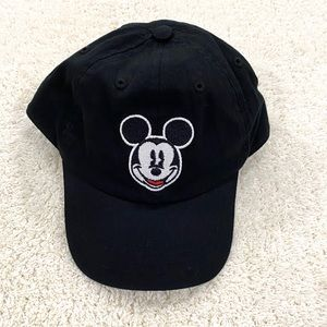 Mickey Mouse toddler baseball cap size small